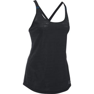 Dámske tielko Under Armour HG Armour Supervent Tank BLACK / BLACKOUT NAVY / BLACKOUT NAVY - L