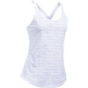 Dámske tielko Under Armour HG Armour Supervent Tank White - XS