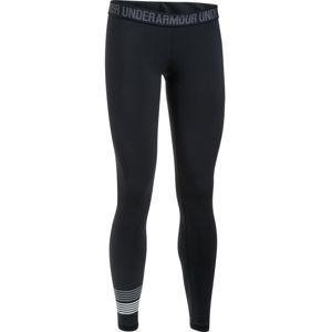 Dámske legíny Under Armour Favorite Legging WM Graphic Black/Steel/White - S