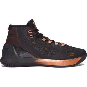 Pánska basketbalová obuv Under Armour Curry 3 ASW Black/Orange - 7,5