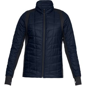 Dámska bunda Under Armour Storm Insulated FZ Jkt Academy / Black / Black - M