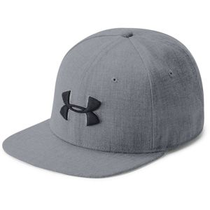 Pánska šiltovka Under Armour Men's Huddle Snapback 2.0 Steel / Graphite / Black - OSFA