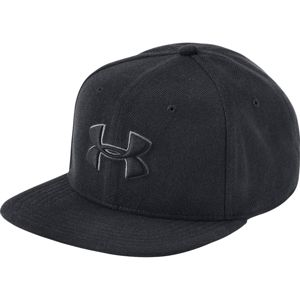 Pánska šiltovka Under Armour Men's Huddle Snapback 2.0 Black / Charcoal / Black - OSFA