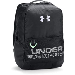 Detský batoh Under Armour Boys Armour Select Backpack BLACK / BLACK / WHITE - OSFA