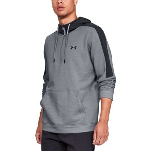 Pánska mikina Under Armour Microthread Fleece 1/2 Zip BLACK / BLACK / BLACK - XL