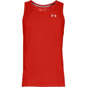 Pánske tielko Under Armour Swyft Singlet Radio Red / Radio Red / Reflective - L