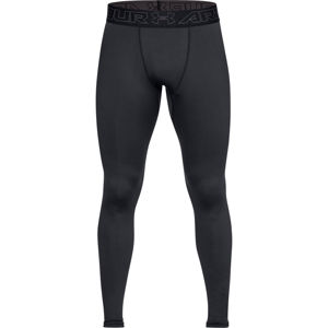 Pánske kompresné legíny Under Armour CG Legging Black /  / Charcoal - M