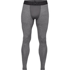 Pánske kompresné legíny Under Armour CG Legging Charcoal Light Heather /  / Black - S