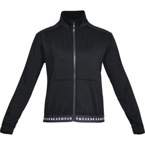 Dámska bunda Under Armour HG Armour Full Zip Black - XS