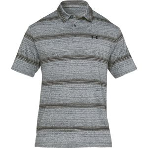 Pánske tričko Under Armour Playoff Polo 2.0 Pitch Gray - XXL