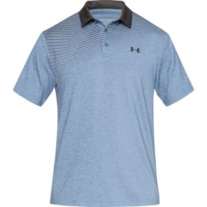 Pánske tričko Under Armour Playoff Polo 2.0 Thunder - L