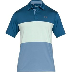 Pánske tričko Under Armour Playoff Polo 2.0 Petrol Blue - S