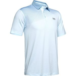 Pánske tričko Under Armour Playoff Polo 2.0 Coded Blue - L