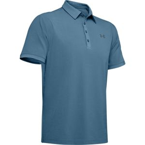 Pánske tričko Under Armour Playoff Vented Polo Thunder - M