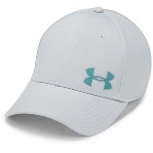 Pánska golfová šiltovka Under Armour Men's Golf Headline Cap 3.0 White - L/XL (58-61)