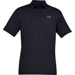 Pánske tričko Under Armour Performance Polo 2.0 Black - M