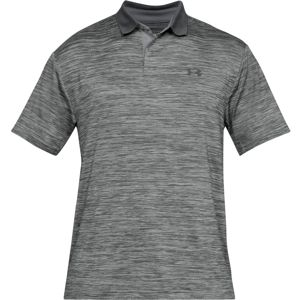 Pánske tričko Under Armour Performance Polo 2.0 Steel - XXL