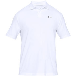 Pánske tričko Under Armour Performance Polo 2.0 White - S