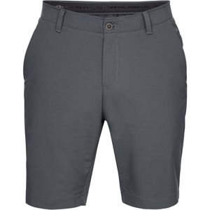 Pánske golfové kraťasy Under Armour EU Performance Taper Short Pitch Gray - 38