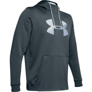 Pánska mikina Under Armour AF PO Hoodie Big Logo Graphic Wire - XL