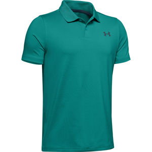Chlapčenské tričko Under Armour Performance Polo 2.0 Teal Rush - YM