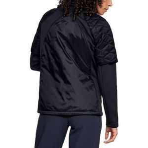 Dámska prešívaná bunda Under Armour CG Reactor Golf Hybrid Jacket Black - XS