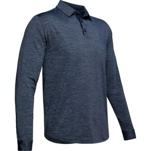 Pánske tričko Under Armour UA Long Sleeve Playoff 2.0 Polo Academy - XL