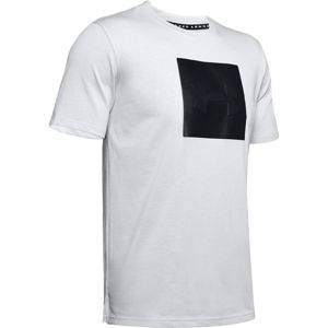 Pánske tričko Under Armour Unstoppable Knit Tee Halo Gray - S