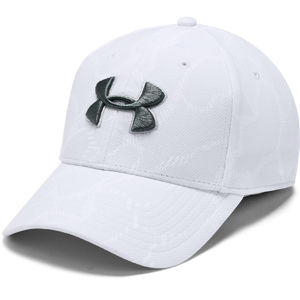 Šiltovka Under Armour Men's Printed Blitzing 3.0 Halo Gray - XL/XXL (62-64)