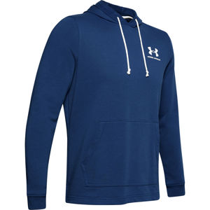 Pánska mikina Under Armour Sportstyle Terry Hoodie American Blue - M