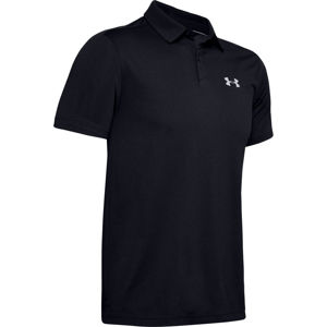 Pánske tričko Under Armour Vanish Polo Black - S