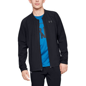 Pánska mikina Under Armour Storm Launch Jacket 2.0 Black - XXL