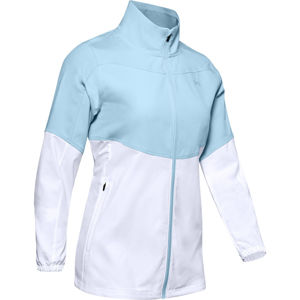 Dámska bunda Under Armour Windstrike Full Zip Blue Frost - S