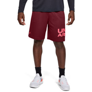 Pánske kraťasy Under Armour Tech Wordmark Shorts Cordova - L