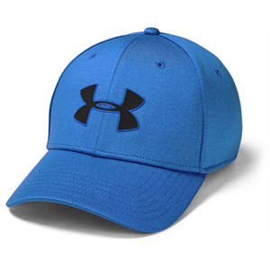 Pánska šiltovka Under Armour Twist Stretch Cap Versa Blue Light Heather - M/L (55-58)
