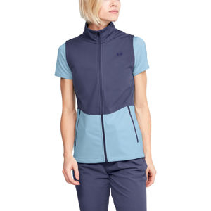 Dámska vesta Under Armour Storm Vest Blue Ink - XS