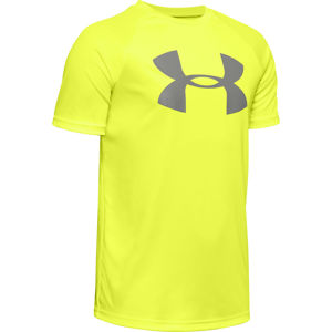 Chlapčenské tričko Under Armour Tech Big Logo SS X-Ray - YM