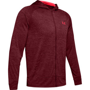 Pánska mikina Under Armour Tech 2.0 Fz Hoodie Cordova - XL