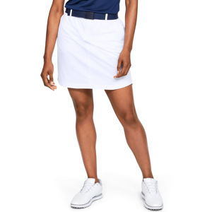 Golfová sukňa Under Armour Links Woven Skort White - 4