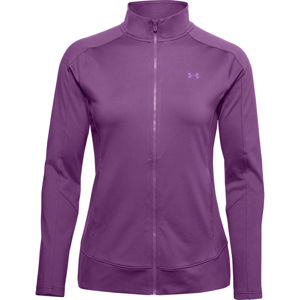 Dámska mikina Under Armour Storm Midlayer Full Zip Baltic Plum - L