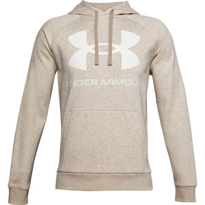 Pánska mikina Under Armour Rival Fleece Big Logo HD  - S