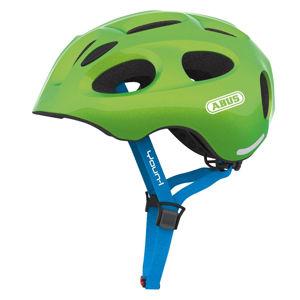 Detská cyklo prilba Abus Youn-I zelená - S (48-54)