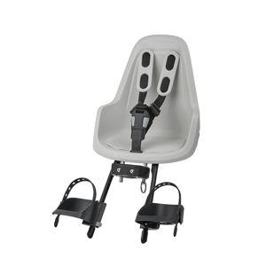 Predná detská sedačka Bobike Mini One White