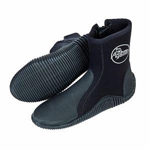 Neoprénové topánky Agama Stream 5 mm čierna - 46/47