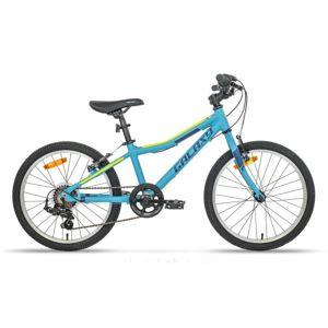 """Detský bicykel Galaxy Cetis 20"""" - model 2020 modrá"""