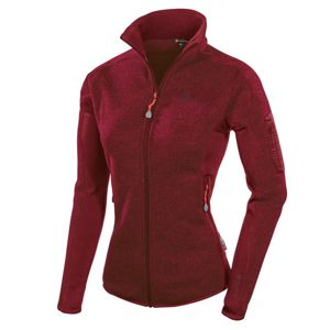 Dámska mikina Ferrino Cheneil Jacket Woman New Bordeaux - XS