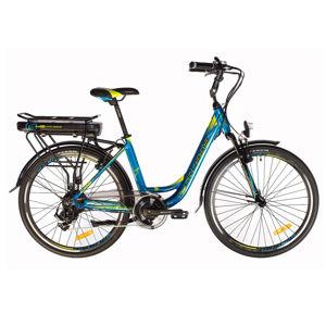 """Mestský elektrobicykel Crussis e-City 1.9 - model 2019 17"""" - Záruka 10 rokov"""