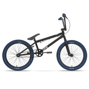 "BMX bicykel Galaxy Early Bird 20"" - model 2020 čierna"