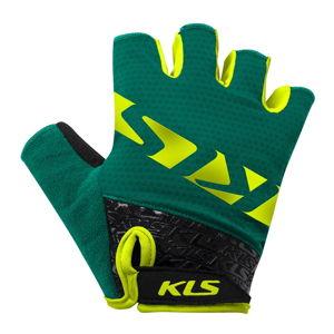 Cyklo rukavice Kellys Lash Green - M