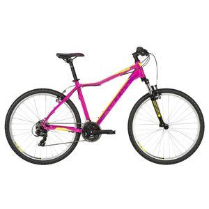 """Dámsky horský bicykel KELLYS VANITY 10 27,5"""" - model 2019 Pink - L (19"""") - Záruka 10 rokov"""